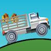 Pénz-teherautó játék