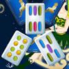 Maan Elf Mahjong spel