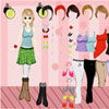 Model Girl Dress Up game