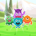 Monster Clicker game