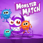 Monster Match game