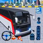 Modern Bus Parking Advance Jeux de bus