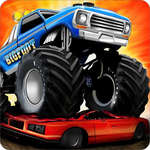 Monster Offroad Truck spel