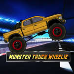Monster Truck Wheelie joc