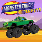 Monster Truck Hidden Keys jeu