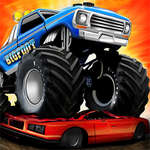 Monster Truck Difference jeu