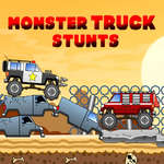 Monster Truck Stunts game