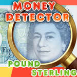 Money Detector Pound Lira Sterlină joc