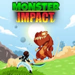 Monsters Impact spel