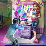 Mommy Photo Album game
