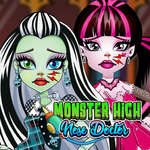 Monster High Nose Arzt Spiel