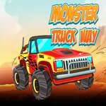 Monster Truck Way joc
