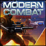 Modern Combat Defense game
