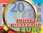 Detector de dinero EURO juego