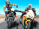 Moto Bike Attack Race Master game
