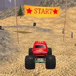 Monster Truck Dirt Racer Spiel