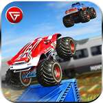 Monster Truck Impossible Track Monster Truck Stunts Spiel