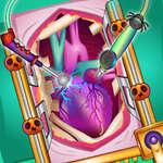 Monster Herzchirurgie Spiel