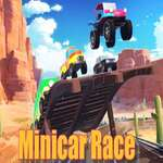 Mountain Mini Car Racer Spiel