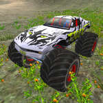Monster Truck Driver game