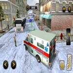Modern City Ambulanta Simulator joc