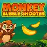 Sparabolle scimmia gioco