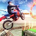 Motorbike Track Day game