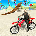 Moto Beach Fighter 3D juego