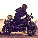 Motorbike Drive game