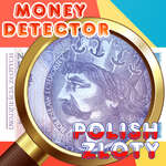 Detector de bani Zlot polonez joc