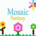 De Fantasie van het mozaïek spel