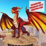 Destructor monster dragon city juego