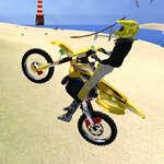 Moto Beach Ride jeu