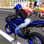 Motorbike Simulator game