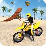 Motocross Beach Game Bike Stunt Racing Spiel