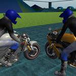 Motorbike Stunts game