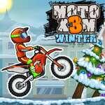 игра Мото X3M 4 Зима