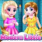 Модерна малка фея мода игра