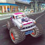Monster Truck Stunts Juegos De Carreras Jeep Gratis