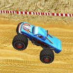 Monster Truck Stunts game