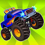 Monsters Wheels Special game