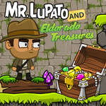 Mr Lupato and Eldorado Treasure game