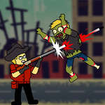Mr Jack vs Zombies juego