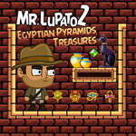 M. Lupato 2 Trésors des pyramides égyptiennes jeu
