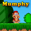 Mumphy törekvés banán játék