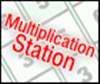 Multiplikation-Station Spiel