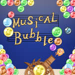 Muzikale Bubble spel