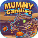 Mummy Candies game