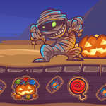 Mummy Candy Treasure game