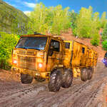 Mud Truck Russian Offroad game